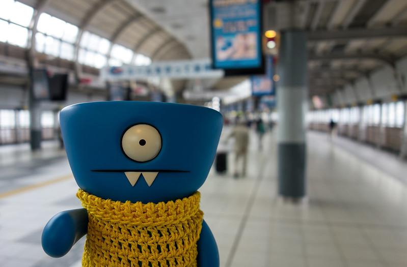 Uglyworld #2349 - Shinagawa Stationer - (Project On The Go - Image 180-365)