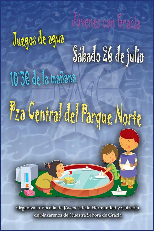Fiesta agua 2014
