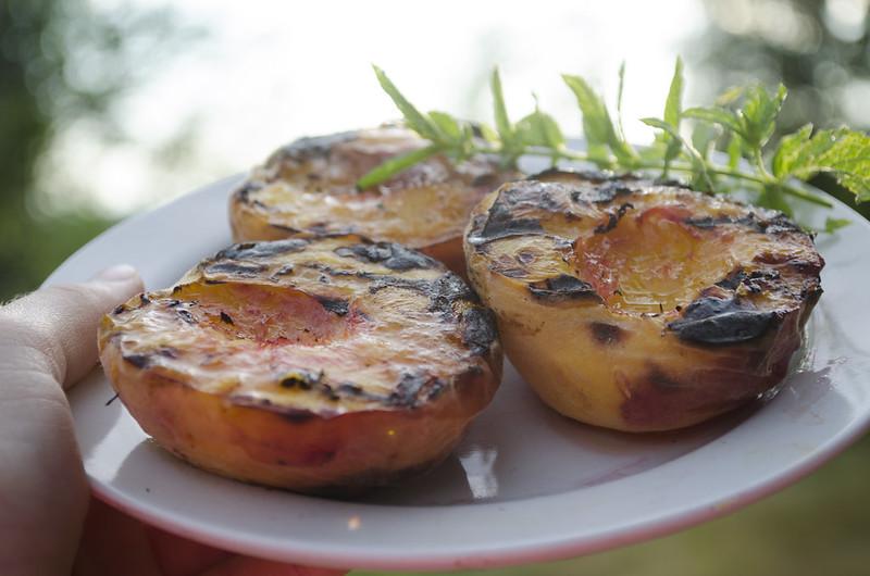 grilled fruit 1