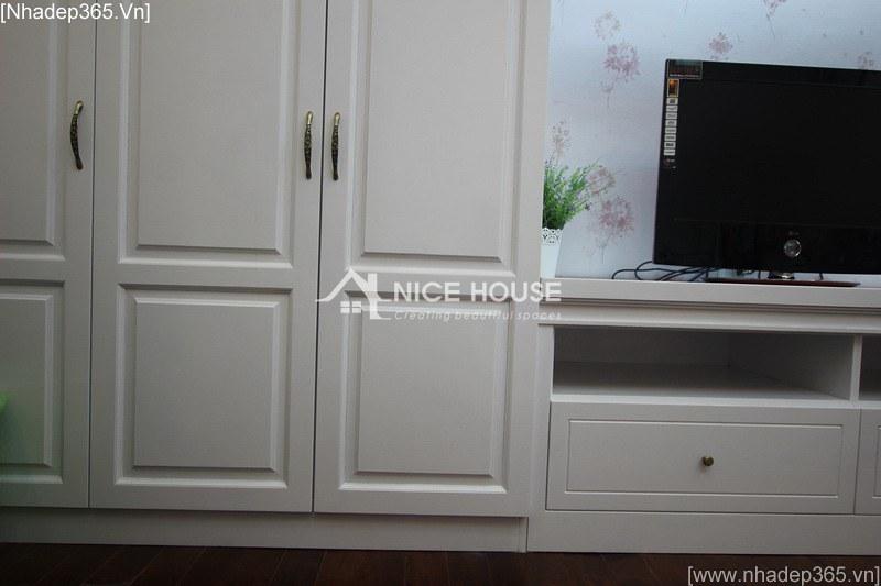 Thiết kế nội thất tân cổ điển chị trâm hà nội_18