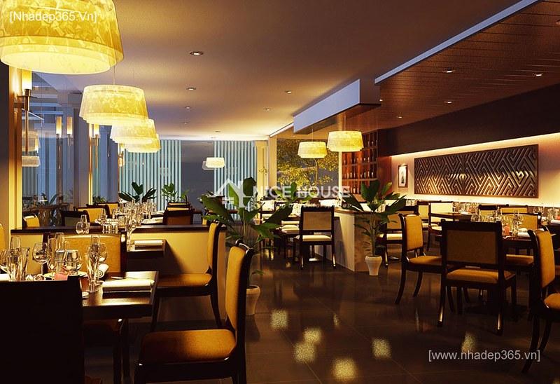 Nội thất nhà hàng Cây Xoài - HN_2