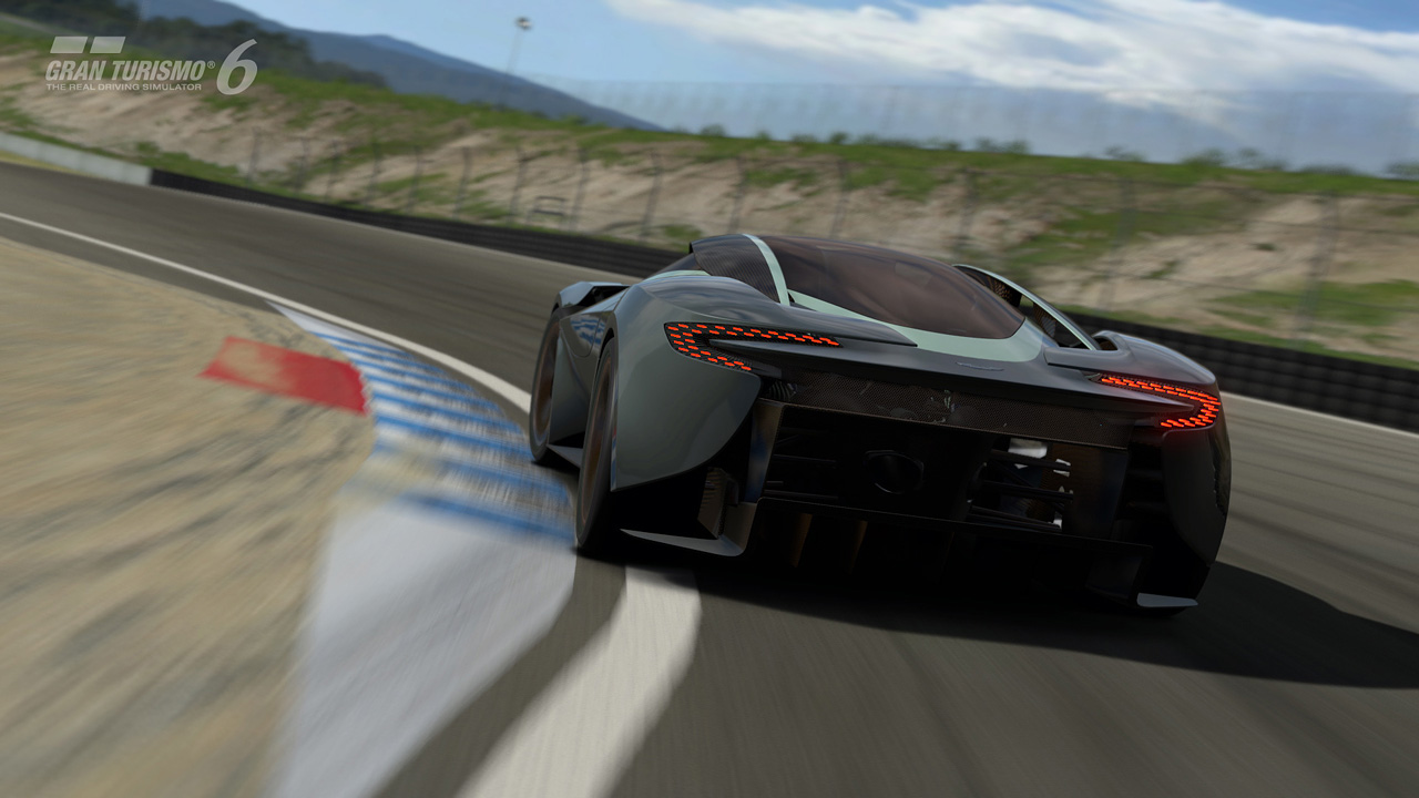 Aston Martin DP-100 Vision Gran Turismo - Gran Turismo 6