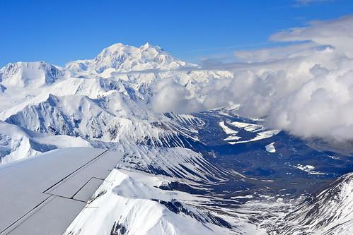 Mt. McKinley Denali Alaska