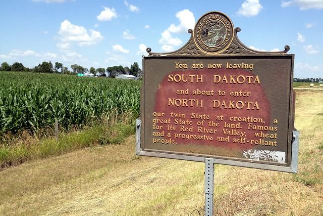 Dakota State Line