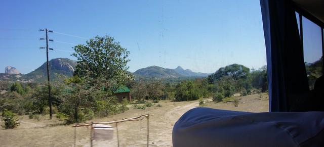 Autocarro de Harare para Tete