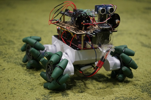 Homebrew Robotics