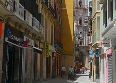 Málaga - strolling around the city