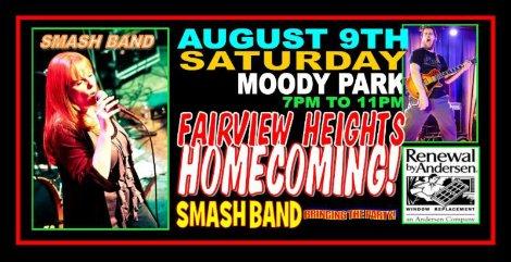 Smash Band 8-9-14