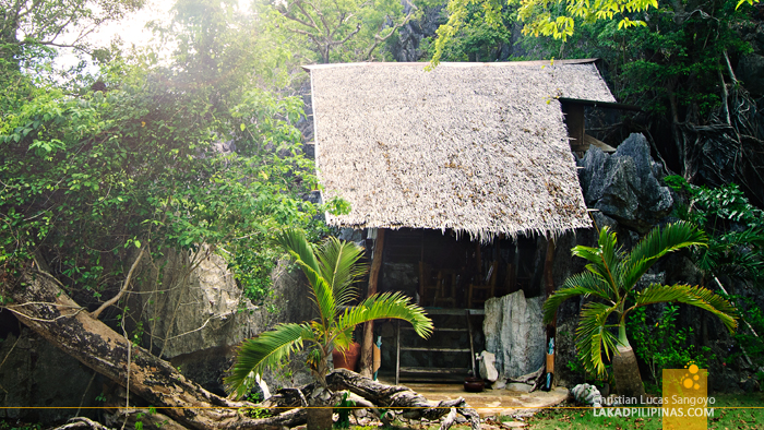 Lambingan Villa at Sangat Island Dive Resort in Coron