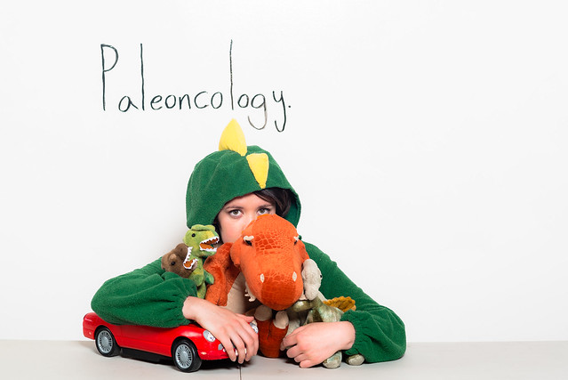 Paleoncology - Moon Dinosaur Theatre