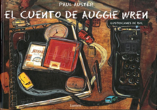 El Cuento de Auggie Wren || Illustrations by Isol