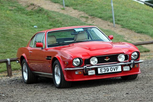 Aston Martin V8 Vantage MK1.