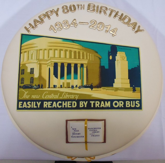 Happy 80th Birthday Central Library!