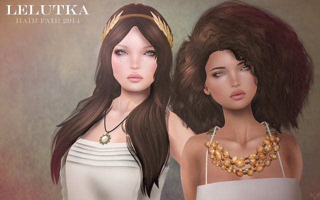 Hair Fair 2014 - Lelutka