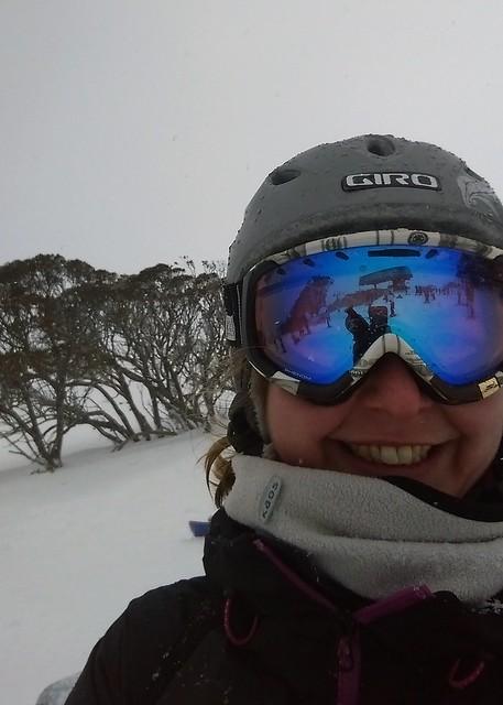 ski grin