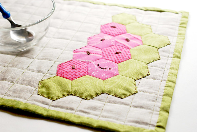 EPP Watermelon Placemat
