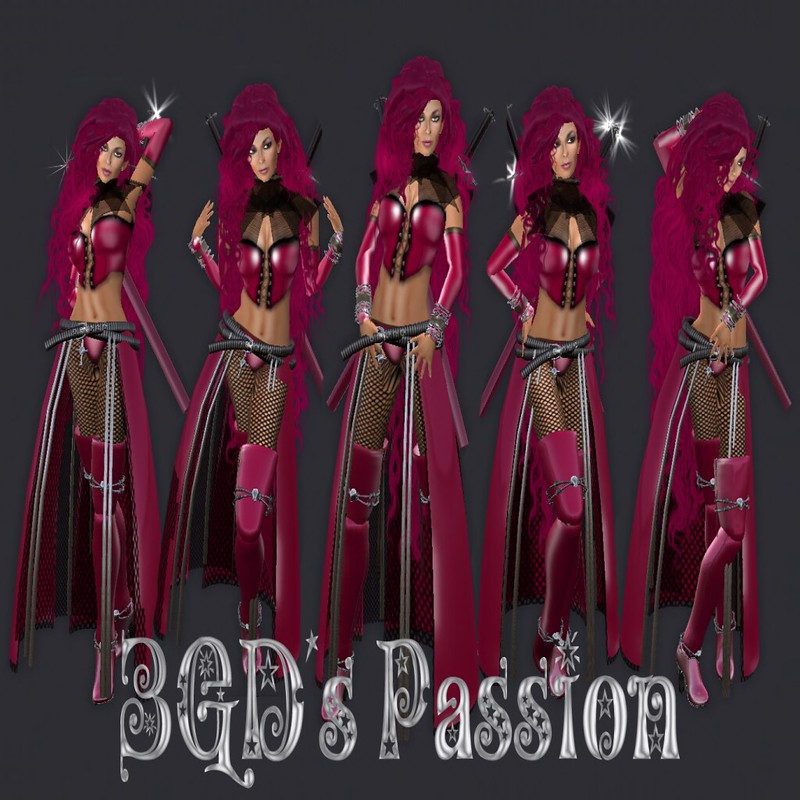 3GD's Passion-FFDOD
