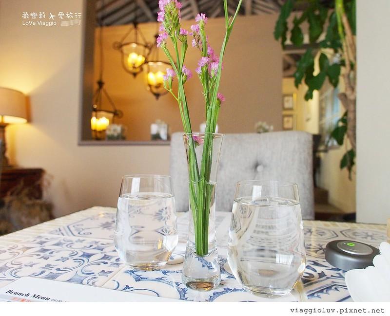 【高雄 Kaohsiung】隱藏車水馬龍的都市小花園 角落MINI NOOK早午餐 @薇樂莉 ♥ Love Viaggio 微旅行