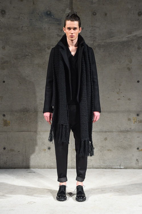 Yulian Antukh(Antuh)3051_FW14 Tokyo Sise(Fashion Press)