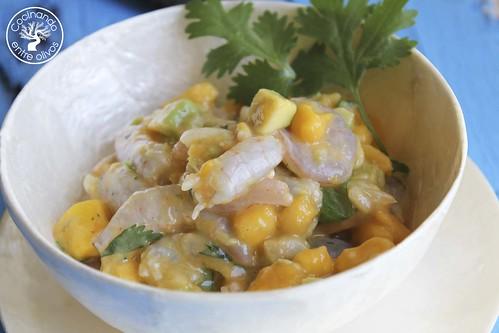 Cebiche de gambas www.cocinandoentreolivos.com (3)