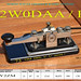 2W0DAA 50 MHZ  6 METERS QSL CARD JULY 2014
