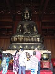 Jing'an Temple Budda