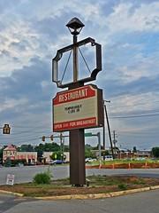 Former Shoney's in Waynesboro, Virginia, June 8, 2014