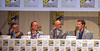 Benedict Cumberbatch speaks at Penguins Panel