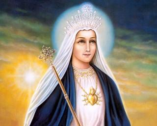 Icône du Coeur de Marie