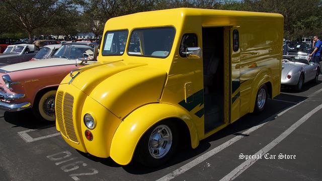 1946 Divco Custom Milk Truck
