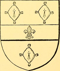 "Image from page 193 of ""Pedigrees recorded at the visitations of the county palatine of Durham made by William Flower, Norroy king-of-arms, in 1575, by Richard St. George, Norroy king-of-arms, in 1615, and by William Dugdale, Norroy king-of-arms, in 1666"""