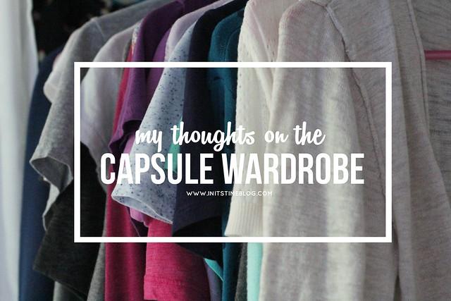 capsulewardrobe