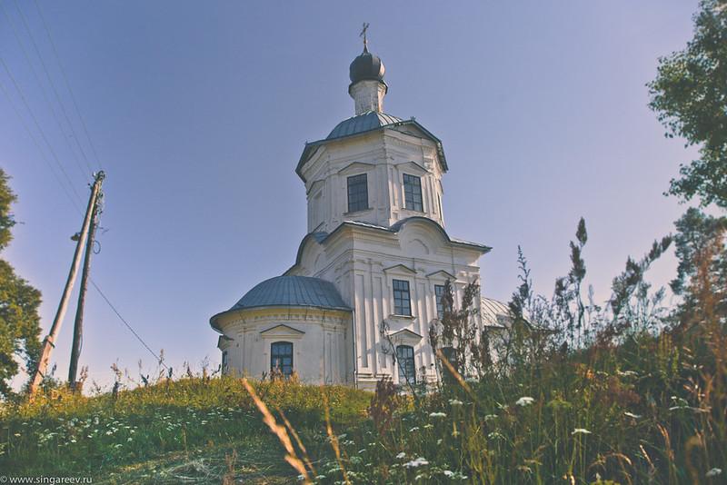 Seliger, Nilo-Stolobenskiy monastery.