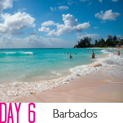 Adventure Day 6 Barbados