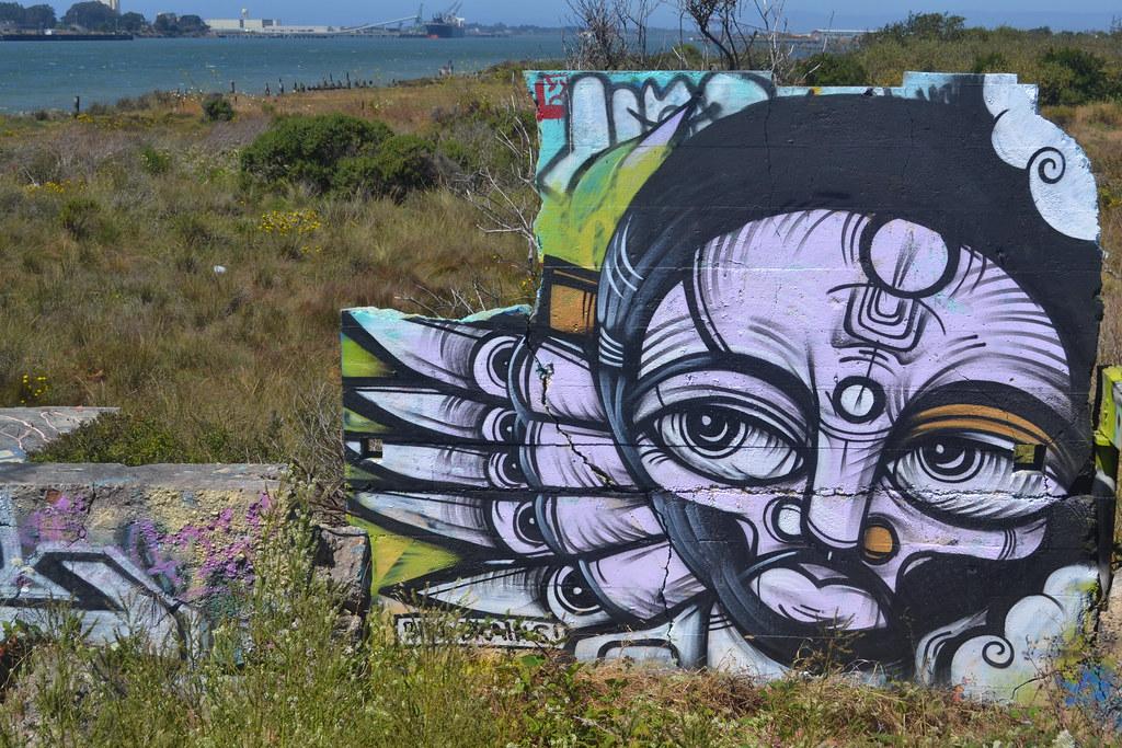 RAS TERMS, PTV, 7 UP, Graffiti, North Coast, Punks Thugs Vandals