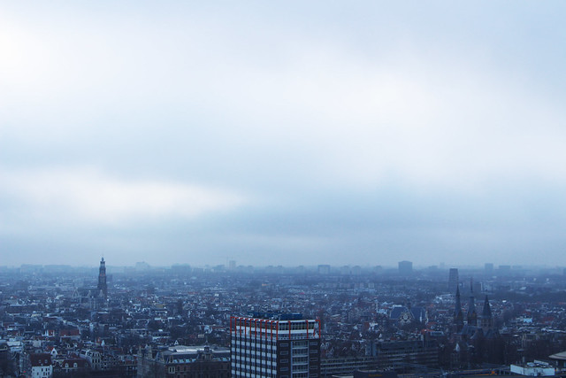 Amsterdam's view 1