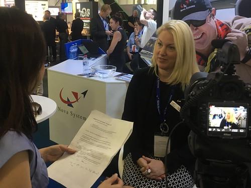Kristen Raby, Nova Systems interview.