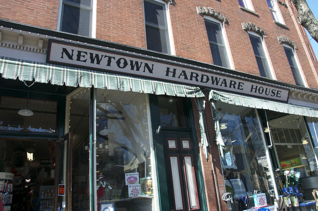 Newtown Hardware House - Newtown PA