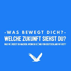 Drei Fragen im #UtopiePodcast #KönigvonDeutschland goo.gl/Iorcqe