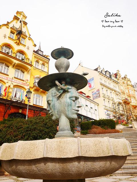 捷克旅遊卡羅維瓦利Karlovy Vary換錢遊記 (8)