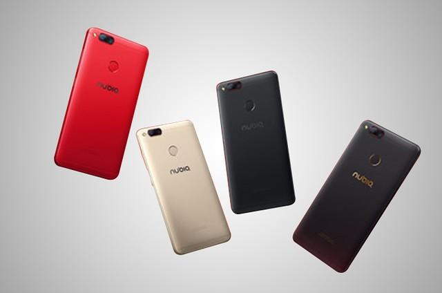 ZTE Nubia Z17 mini Smartphone Dual SIM-Dual Camera (2)