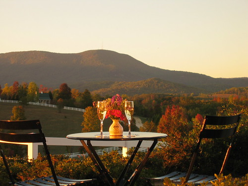 theredhorseinn blueridgemountains landrum bedandbreakfast champagne romance views nature greenville sc