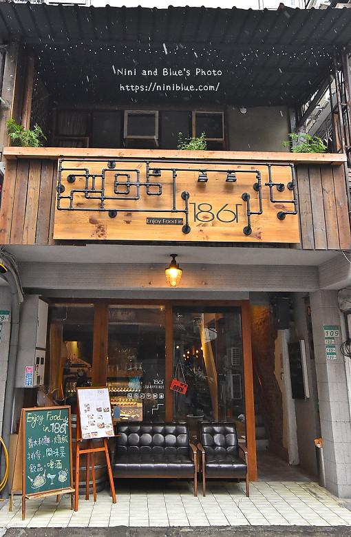台北不限時咖啡1861甜點下午茶推薦10