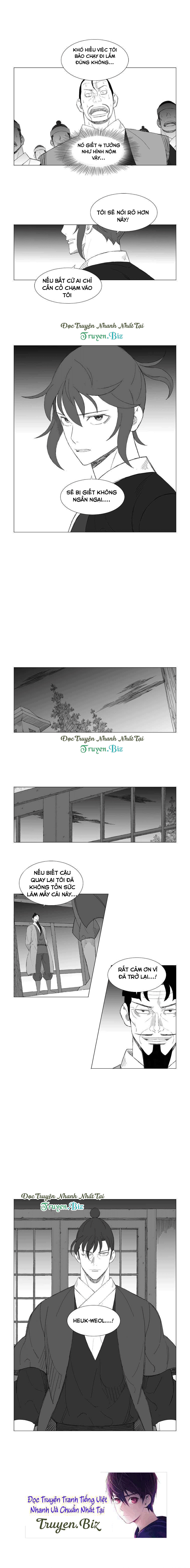 Mujang Chapter 167 - Hamtruyen.vn