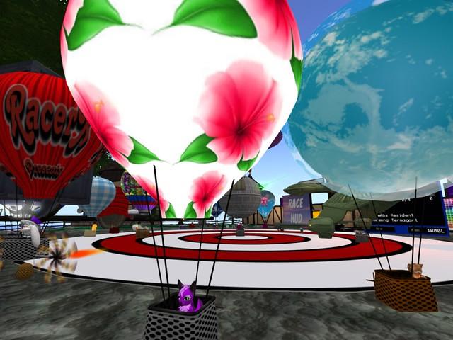 Raglan Shire 10th Birthday SCI FI Balloon Race