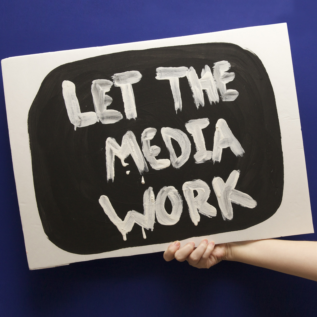 45 Protest Signs_Brandon and Olivia Locher_36_Let the Media Work