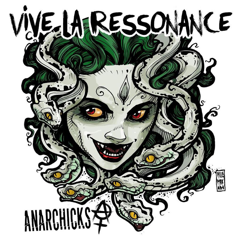 Anarchicks_EP Digital