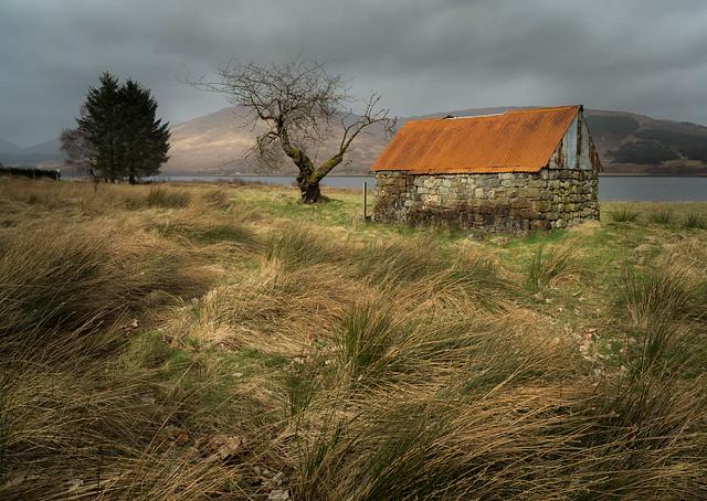Duisky on Loch Eil