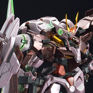 PG 1/60 《機動戰士鋼彈00》 00強化模組(00 Raiser) Trans-AM Raiser / 透明外裝零件【PB限定】