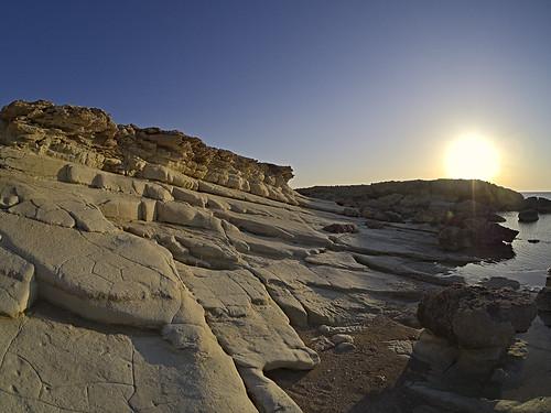 agiosgeorgios cyprus sunset sun